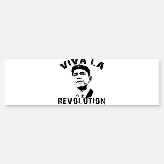 Obama Bumper Car Car Sticker