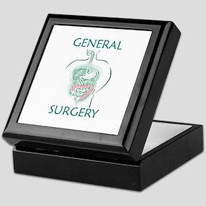 Gen Surg Team Keepsake Box