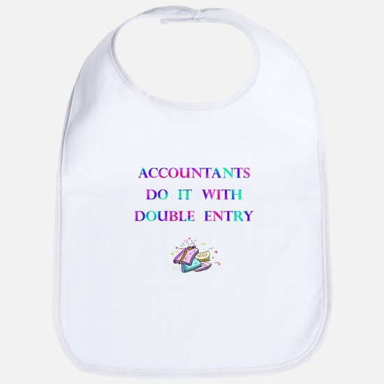 Accountants Gift Bib