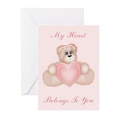 Valentine Greeting Cards (Pk of 20)