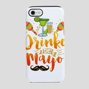 Drinko De Mayo Illustration iPhone 8/7 Tough Case
