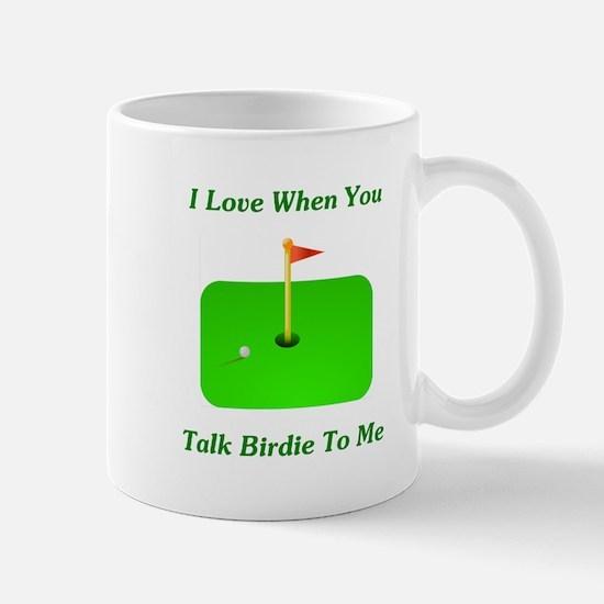 Talk Birdie To Me Mug