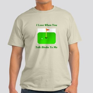 Talk Birdie To Me Light T-Shirt