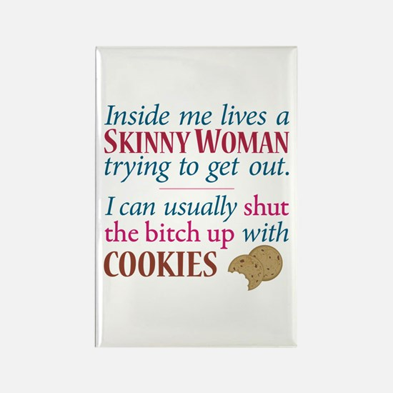 Cookies - Rectangle Magnet