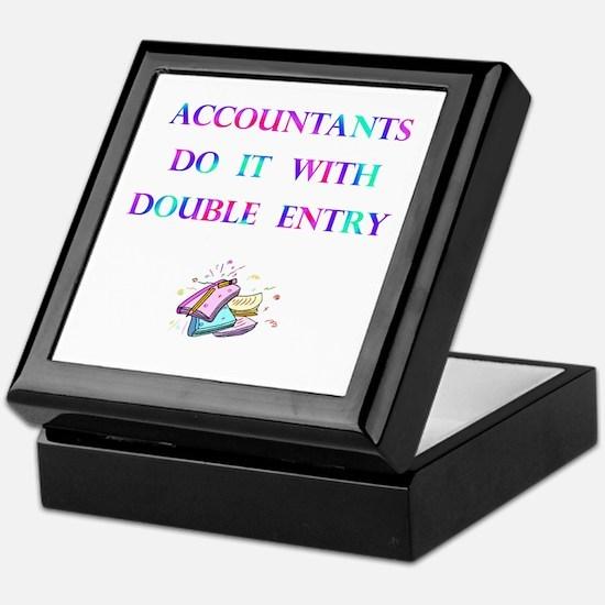 Accountants Gift Keepsake Box