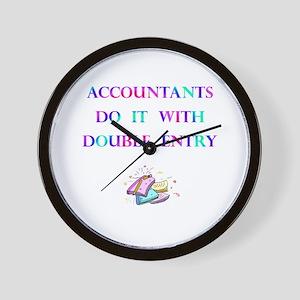 Accountants Gift Wall Clock