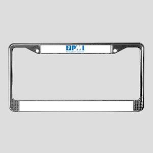 Pminj License Plate Frame