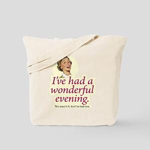Wonderful Evening - Tote Bag