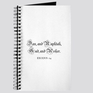 EXODUS 1:4 Journal