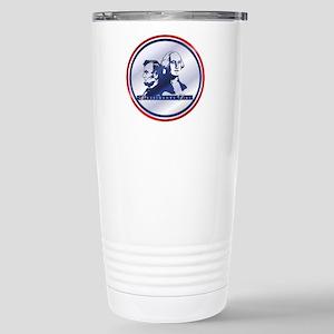 President's Day Stainless Steel Travel Mug