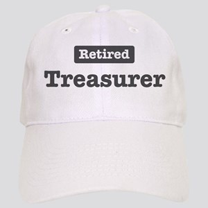 Retired Treasurer Cap