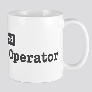 Retired Telephone Operator Mug