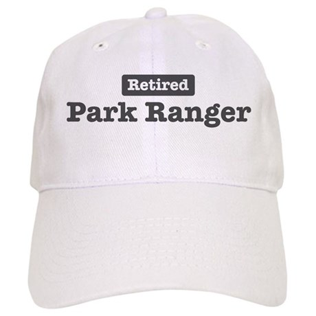 Retired Park Ranger Baseball Cap by myhipjob 329704061ca