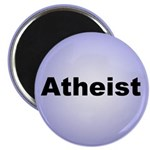 """""""Atheist"""" 2.25"""" Magnet (100 pack)"""