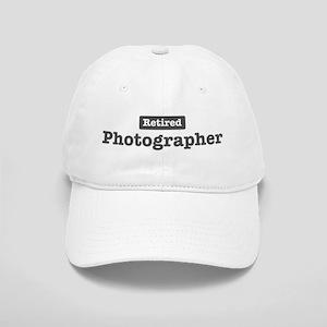 Retired Photographer Cap