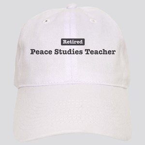 Retired Peace Studies Teacher Cap
