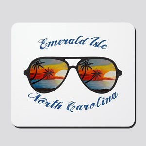 North Carolina - Emerald Isle Mousepad
