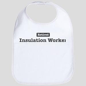 Retired Insulation Worker Bib
