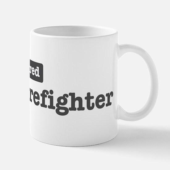 Retired Forest Firefighter Mug