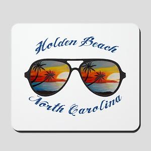 North Carolina - Holden Beach Mousepad
