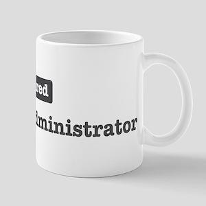 Retired Education Administrat Mug