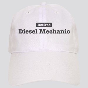 Retired Diesel Mechanic Cap
