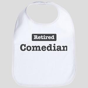 Retired Comedian Bib