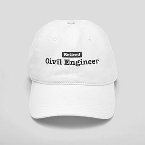 Retired Civil Engineer Cap