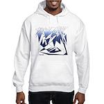 Tribal Spirit Collection Hooded Sweatshirt