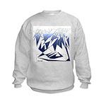 Tribal Spirit Collection Kids Sweatshirt