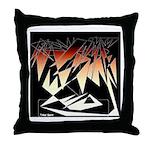 Tribal Spirit Collection Throw Pillow