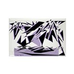 Tribal Spirit Collection Rectangle Magnet (100 pac