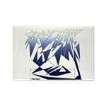 Tribal Spirit Collection Rectangle Magnet (10 pack