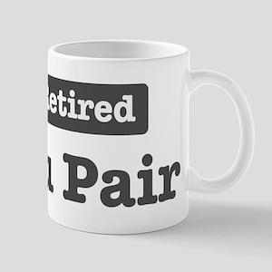 Retired Au Pair Mug