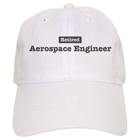 Retired Aerospace Engineer Cap