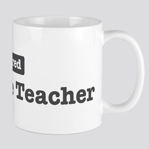 Retired 4th Grade Teacher Mug