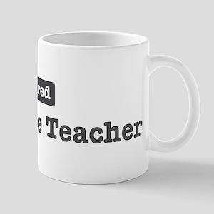 Retired 12th Grade Teacher Mug
