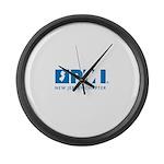 Pminj Large Wall Clock