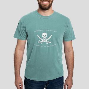Pirating Accountant Women's Dark T-Shirt