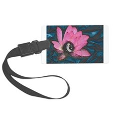 Pretty In Pink 8 Ball Luggage Tag