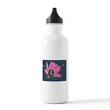 Pretty In Pink 8 Ball Water Bottle