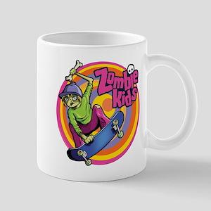 Skater Zombie Kid Mug