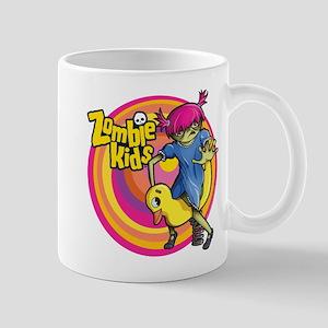 Springy Duck Zombie Kid Mug