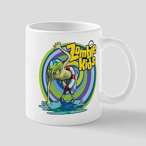 Scuba Zombie Kid Mug