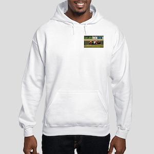 Sudarera Pedrosa Team Honda - Hooded Sweatshirt