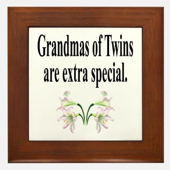 Extra Special Framed Tile