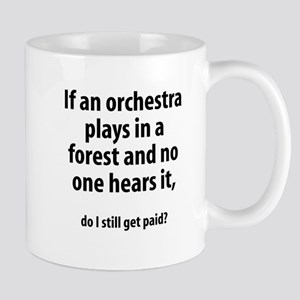 Orchestra in a Forest Mug