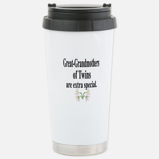 Great Grandmothers, Extra Spe Stainless Steel Trav