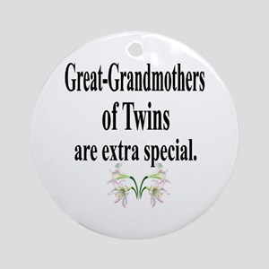 Great Grandmothers, Extra Spe Ornament (Round)