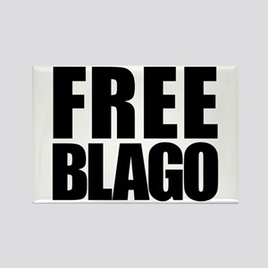 Free Blago Rectangle Magnet